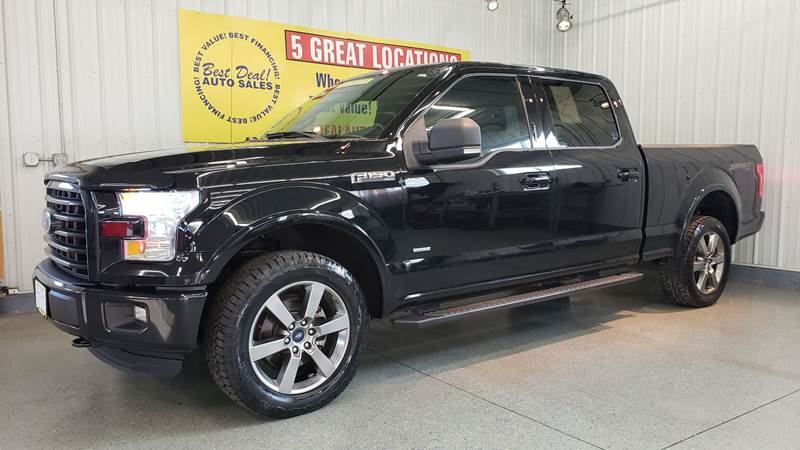 2016 ford f 150 xlt in fort wayne in best deal auto sales. Black Bedroom Furniture Sets. Home Design Ideas