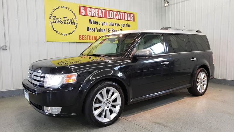 Ford Flex For Sale At Best Deal Auto Sales Fort Wayne In Fort Wayne