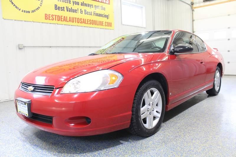 2007 Chevrolet Monte Carlo For Sale At Best Deal Auto Sales   Auburn In  Auburn IN