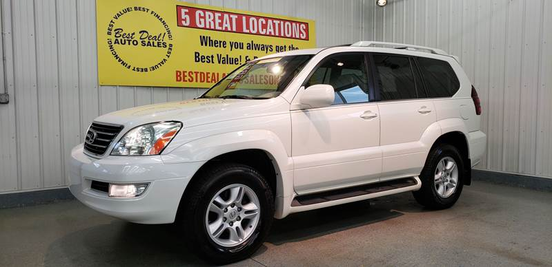 2005 Lexus GX 470 For Sale At Best Deal Auto Sales   Fort Wayne In Fort