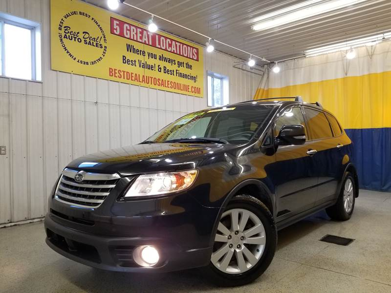 2012 Subaru Tribeca 36r Limited In Fort Wayne In Best Deal Auto