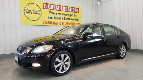 2010 Lexus Gs 350 For Sale Carsforsale