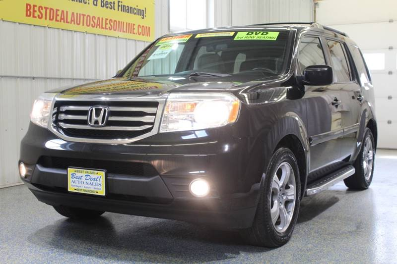 2012 Honda Pilot For Sale At Best Deal Auto Sales   Warsaw In Warsaw IN
