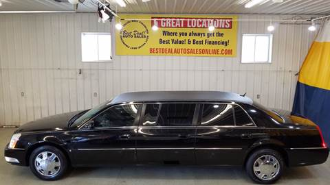 2007 Cadillac DTS for sale in Auburn, IN