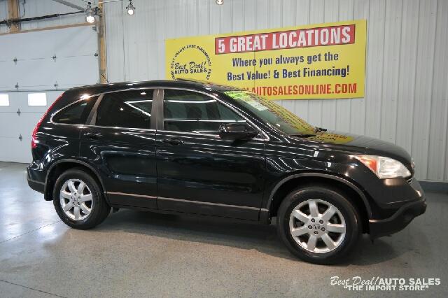 2009 Honda CR-V AWD EX-L 4dr SUV - Fort Wayne IN