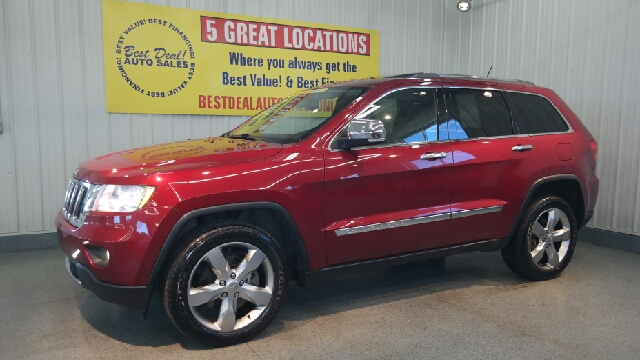 2012 Jeep Grand Cherokee 4x4 Limited 4dr SUV - Fort Wayne IN