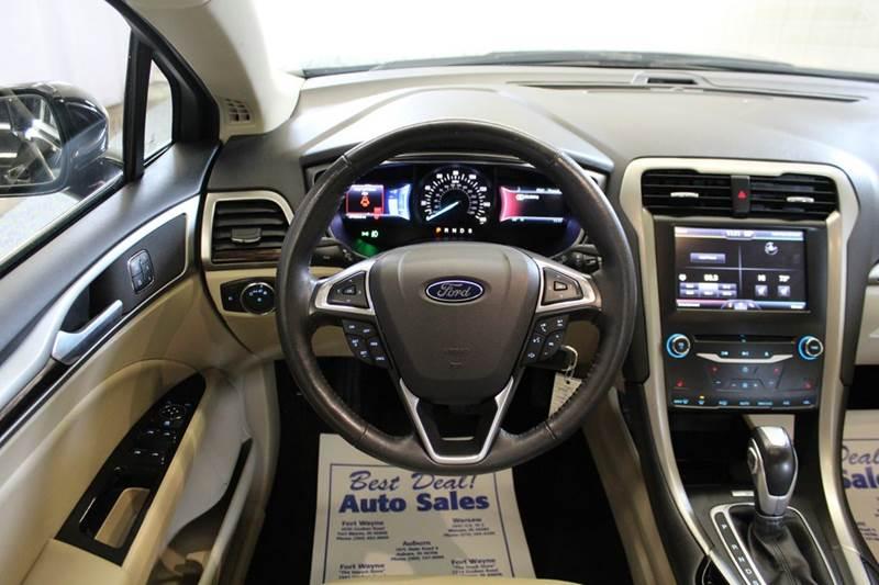 2014 Ford Fusion SE 4dr Sedan - Fort Wayne IN