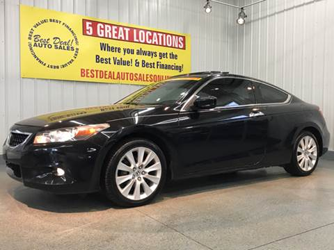 2008 Honda Accord for sale at Best Deal! Auto Sales - Fort Wayne in Fort Wayne IN