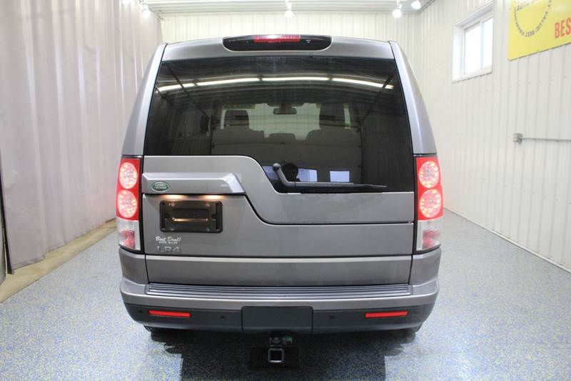 2011 Land Rover LR4 4x4 4dr SUV - Fort Wayne IN