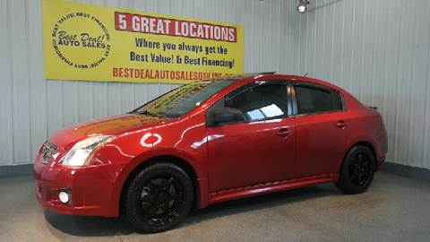 2011 Nissan Sentra for sale at Best Deal! Auto Sales - Fort Wayne in Fort Wayne IN