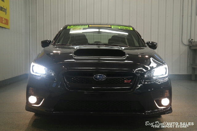 2016 Subaru WRX AWD STI Limited 4dr Sedan w/ Low Profile Spoiler - Fort Wayne IN