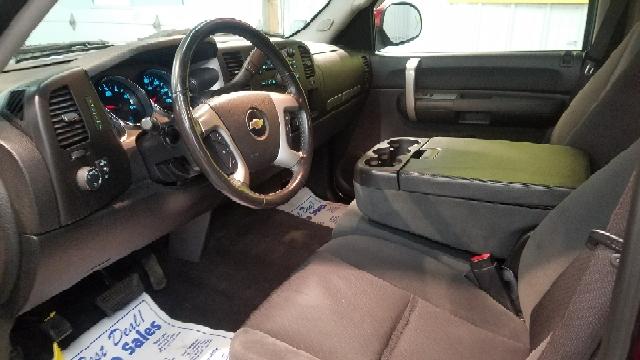 2009 Chevrolet Silverado 1500 4x4 LT 4dr Crew Cab 5.8 ft. SB - Fort Wayne IN