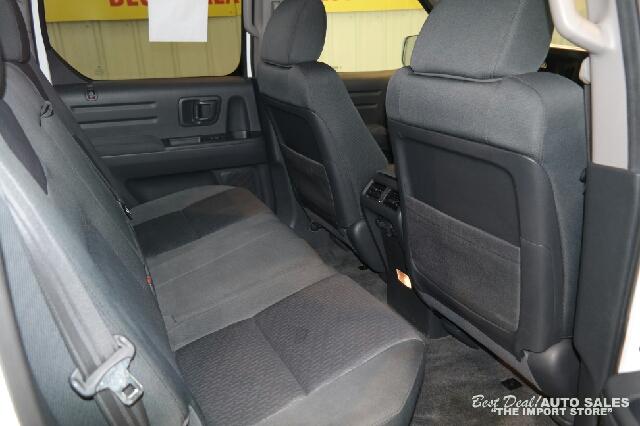 2012 Honda Ridgeline Sport 4x4 4dr Crew Cab - Auburn IN