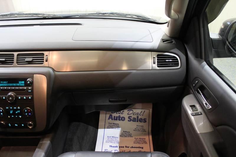 2010 Chevrolet Avalanche 4x4 LT 4dr Pickup - Auburn IN