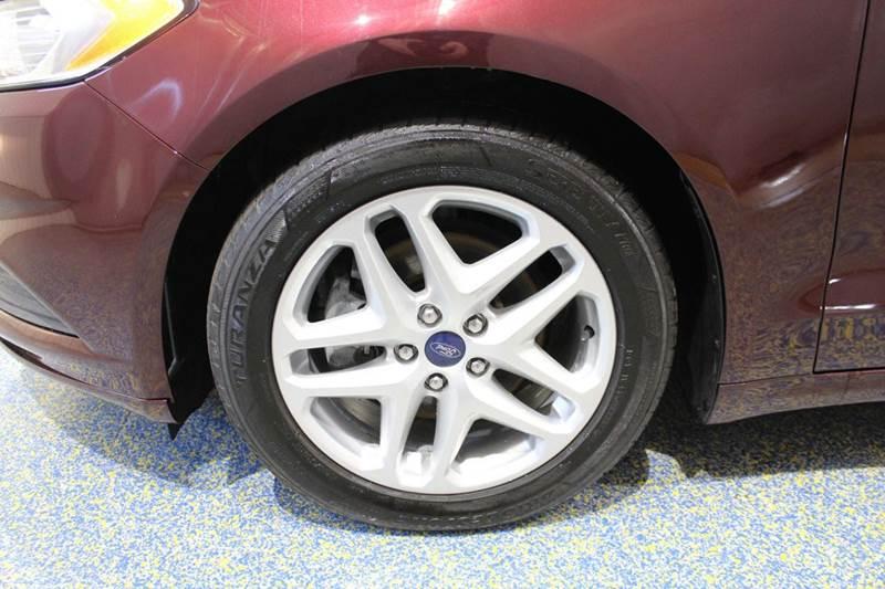 2013 Ford Fusion SE 4dr Sedan - Auburn IN