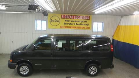 2005 GMC Savana Passenger for sale in Fort Wayne, IN