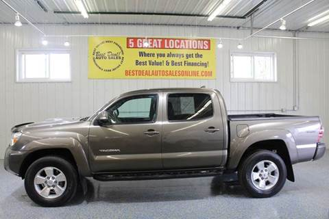 2012 Toyota Tacoma for sale in Warsaw, IN