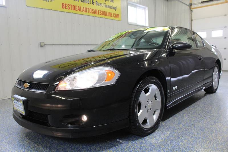 2007 Chevrolet Monte Carlo SS 2dr Coupe - Warsaw IN