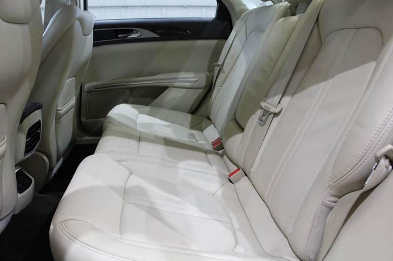 2014 Lincoln MKZ 4dr Sedan - Warsaw IN