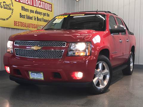 2011 Chevrolet Avalanche for sale at Best Deal! Auto Sales - Truck Store in Fort Wayne IN