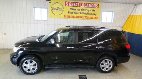 2008 Toyota Sequoia for sale at Best Deal! Auto Sales - Auburn in Auburn IN