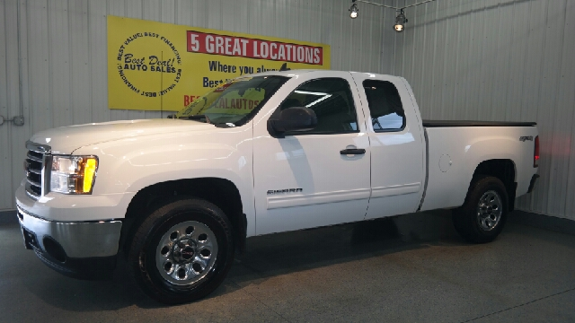 2010 GMC Sierra 1500 for sale at Best Deal! Auto Sales - Truck Store in Fort Wayne IN