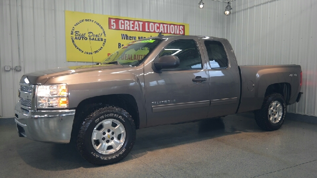 2013 Chevrolet Silverado 1500 for sale at Best Deal! Auto Sales - Truck Store in Fort Wayne IN