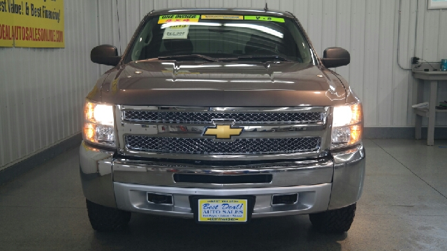 2013 Chevrolet Silverado 1500 4x4 LT 4dr Extended Cab 6.5 ft. SB - Fort Wayne IN