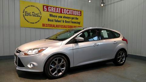 2014 Ford Focus for sale at Best Deal! Auto Sales - Fort Wayne in Fort Wayne IN