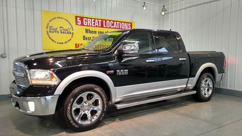 2013 RAM Ram Pickup 1500 for sale at Best Deal! Auto Sales - Truck Store in Fort Wayne IN