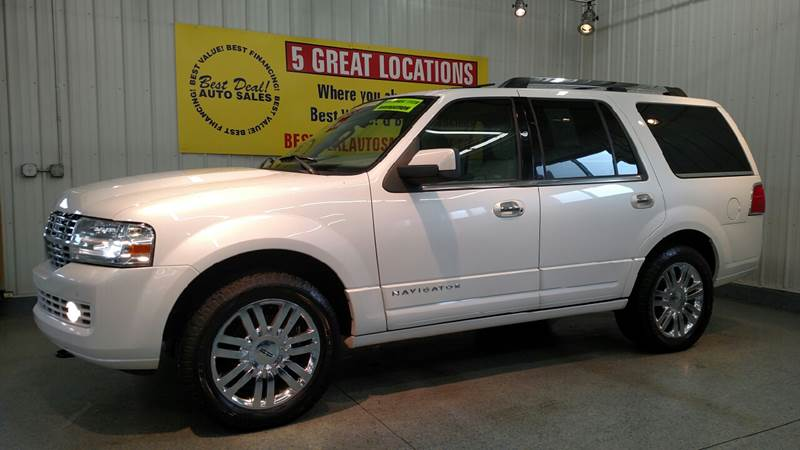 2010 Lincoln Navigator for sale at Best Deal! Auto Sales - Truck Store in Fort Wayne IN