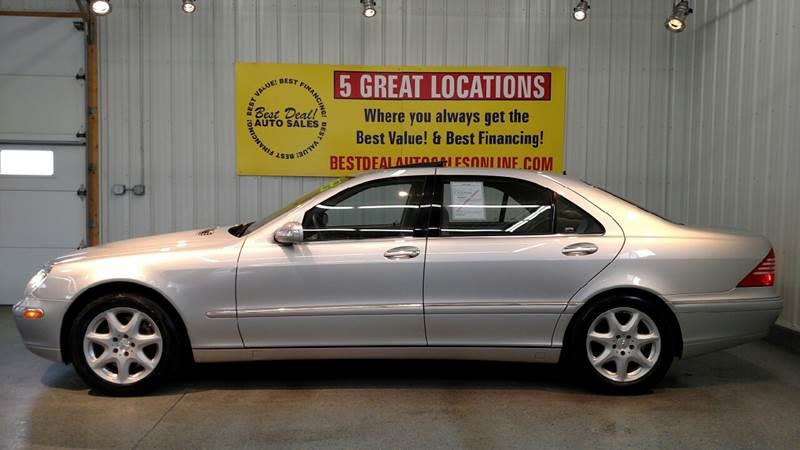 2004 mercedes benz s class s 430 4matic in fort wayne in for Fort wayne mercedes benz dealership