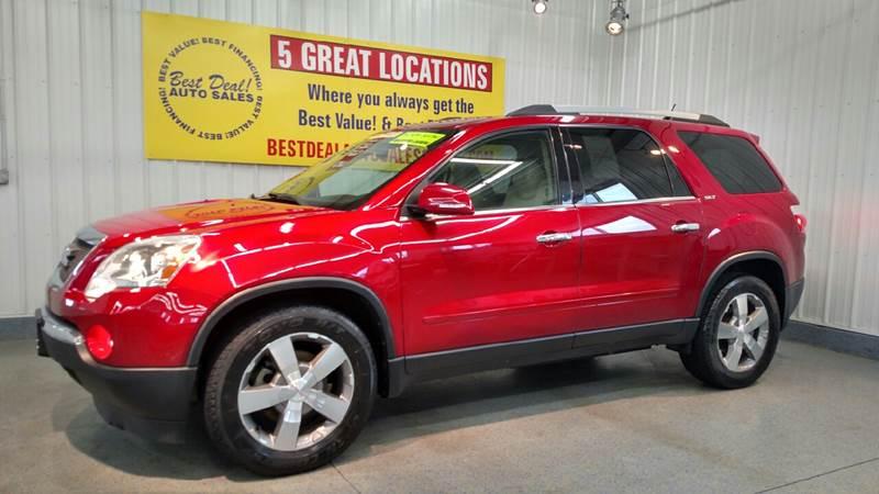 2012 GMC Acadia AWD SLT-1 4dr SUV - Fort Wayne IN