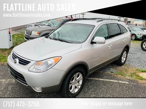 2012 Hyundai Veracruz for sale in Palmyra, PA