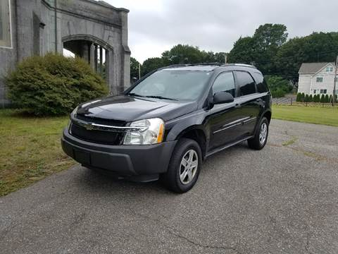 2005 Chevrolet Equinox for sale in Shelton, CT