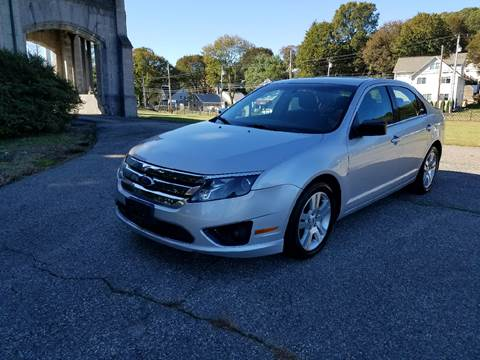 2010 Ford Fusion for sale in Shelton, CT