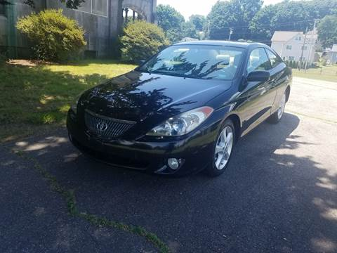 2004 Toyota Camry Solara for sale in Shelton, CT