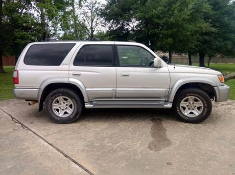 1999 Toyota 4Runner for sale in Spring, TX
