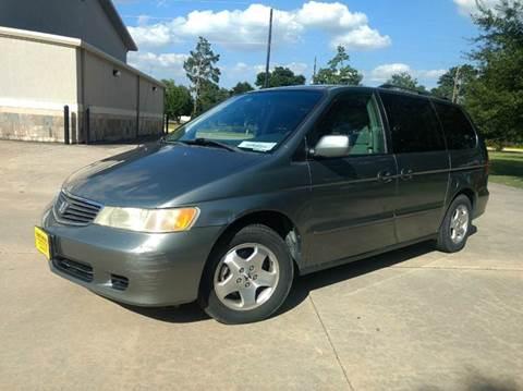 2000 Honda Odyssey for sale in Spring, TX
