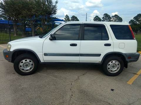 2001 Honda CR-V for sale in Spring, TX