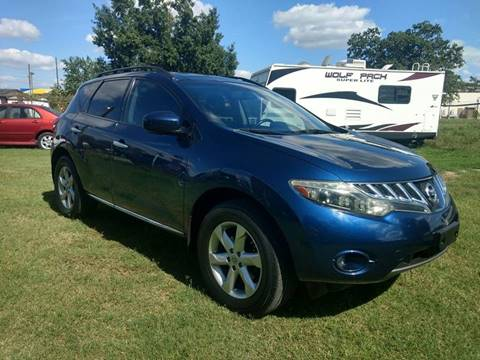 2009 Nissan Murano for sale in Spring, TX