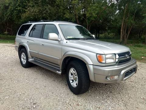 2001 Toyota 4Runner for sale in Spring, TX