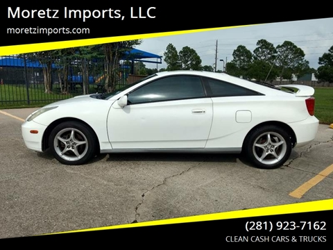 2000 Toyota Celica For Sale In Spring, TX