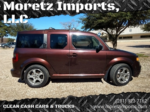 2007 Honda Element for sale in Spring, TX