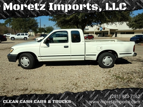 1998 Toyota Tacoma for sale in Spring, TX