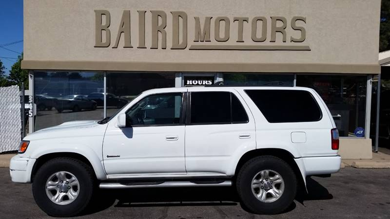 2002 Toyota 4Runner SR5 2WD 4dr SUV - Clearfield UT