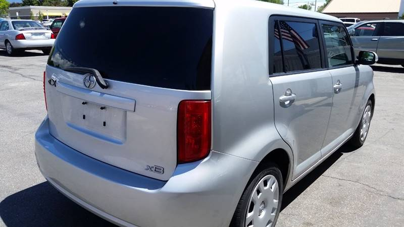2010 Scion xB 4dr Wagon 4A - Clearfield UT