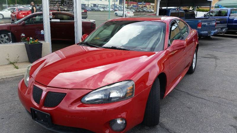 2007 Pontiac Grand Prix 4dr Sedan - Clearfield UT