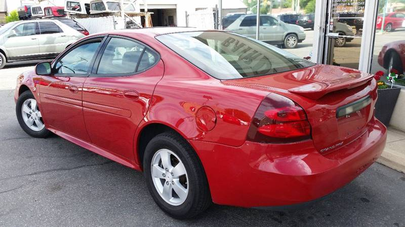 2007 Pontiac Grand Prix 4dr Sedan - Clearfield UT