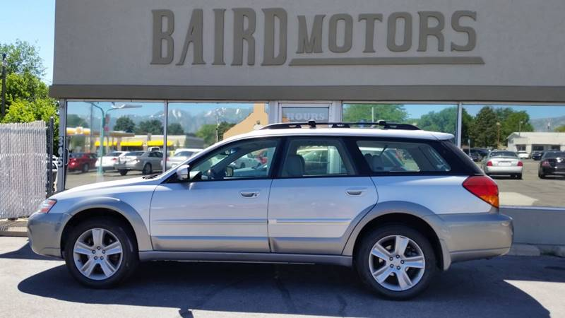 2007 Subaru Outback AWD 3.0 R L.L.Bean Edition 4dr Wagon - Clearfield UT
